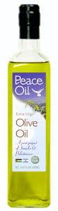 Peace Oil - Extra Virgin Olive from Israel Palestine