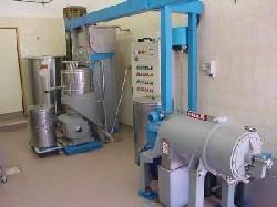 moulin huile d'olive moderne